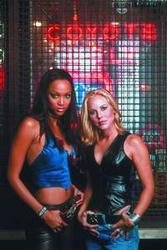 Maria Bello, Tyra Banks