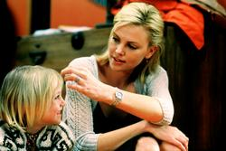 Charlize Theron, Dakota Fanning