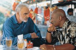 Sean Connery, Ving Rhames