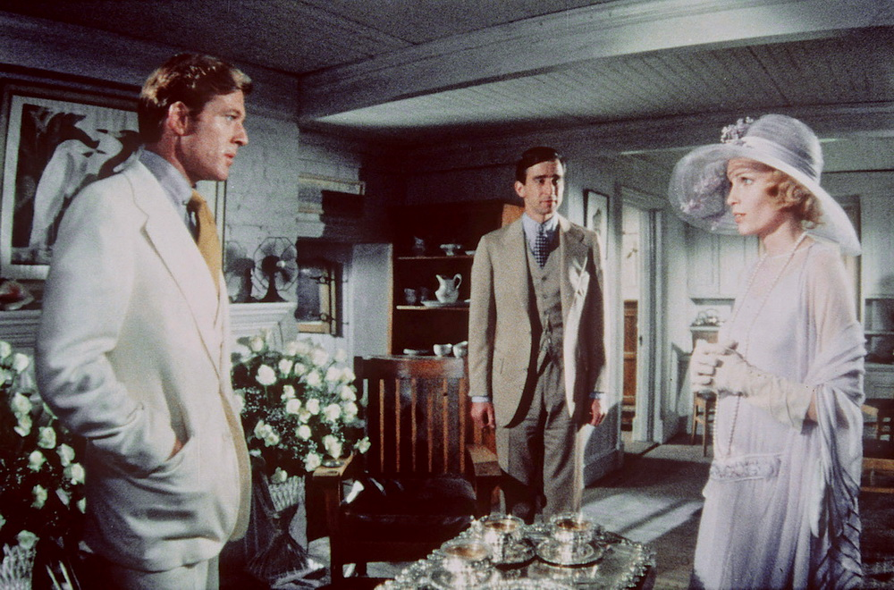 Mia Farrow, Robert Redford, Sam Waterston