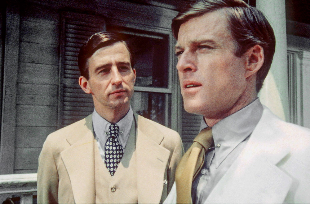 Robert Redford, Sam Waterston