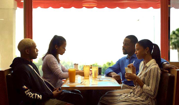 """Anscheinend eine afro-amerikanische Bilderbuchfamilie: """"Waves"""""""
