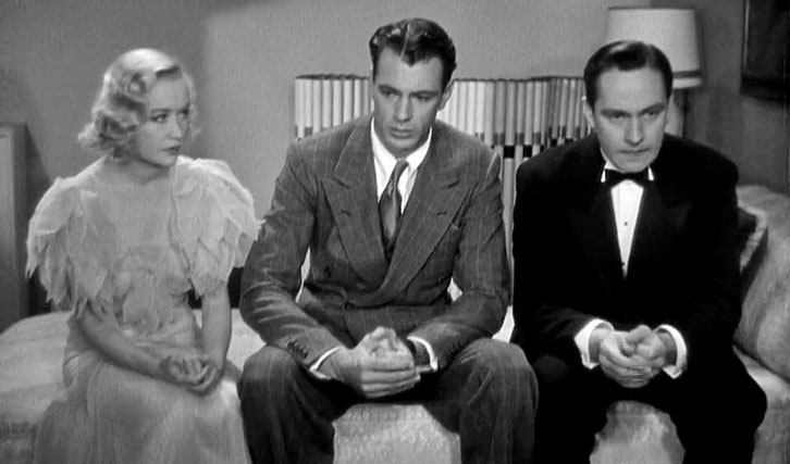 Fredric March, Gary Cooper, Miriam Hopkins