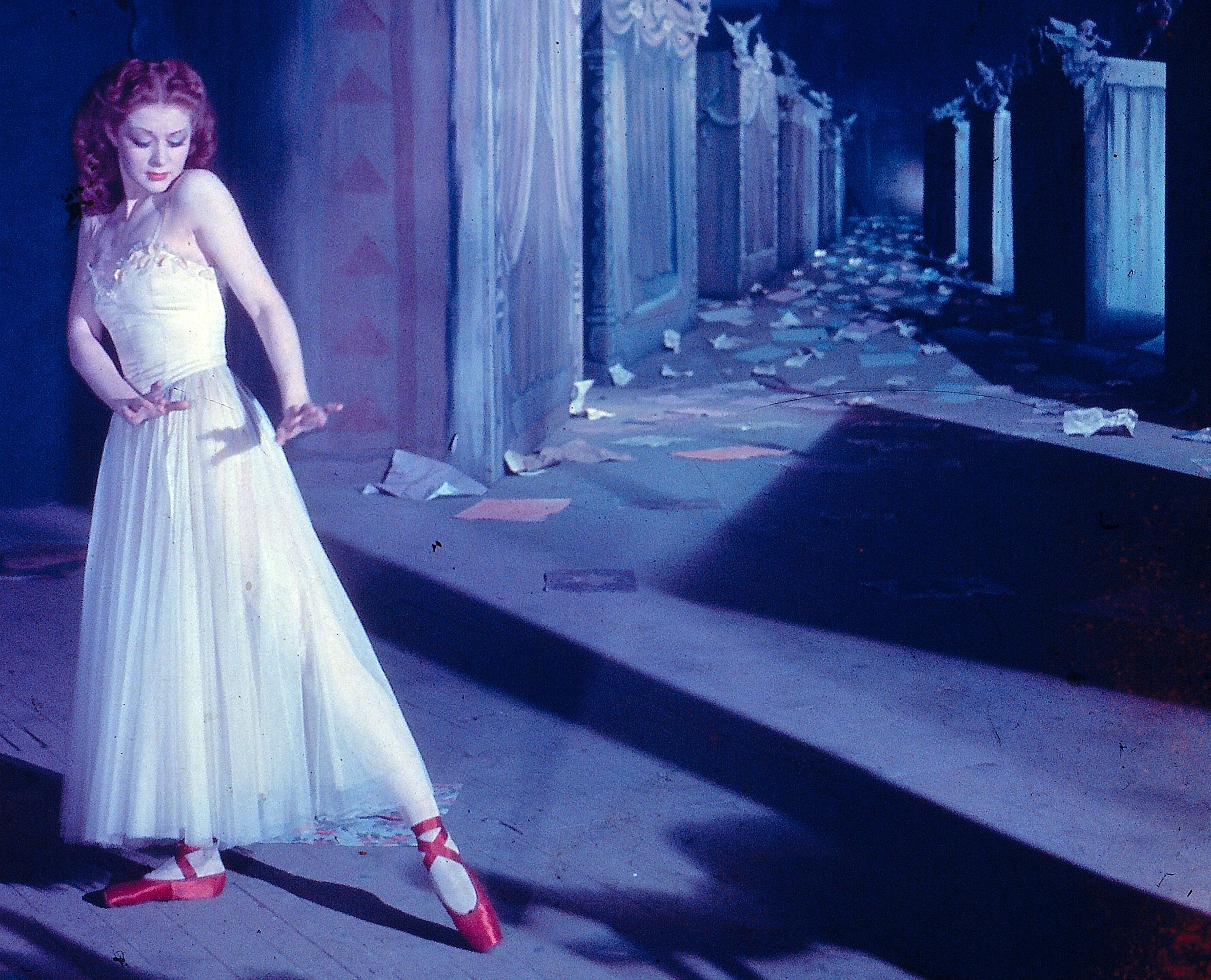 """""""Die roten Schuhe"""" (© Filmwelt)"""