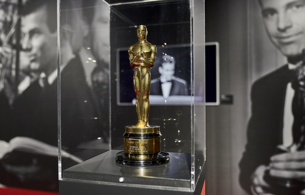 """Der Schell-""""Oscar"""" in Frankfurt/Main"""