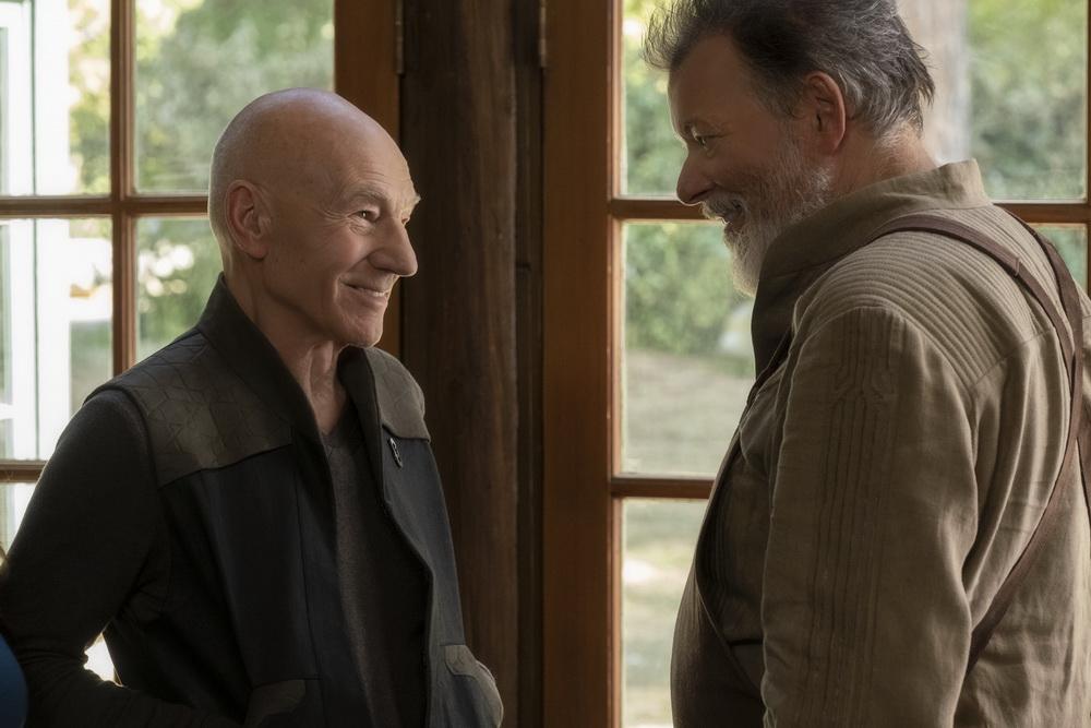 """Star Trek: Picard"" (© Amazon Prime)"