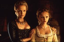 Christina Ricci, Miranda Richardson