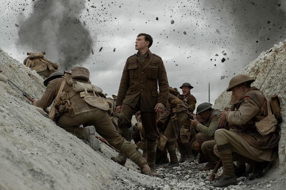 """Inmitten der Schlacht: """"1917"""""""