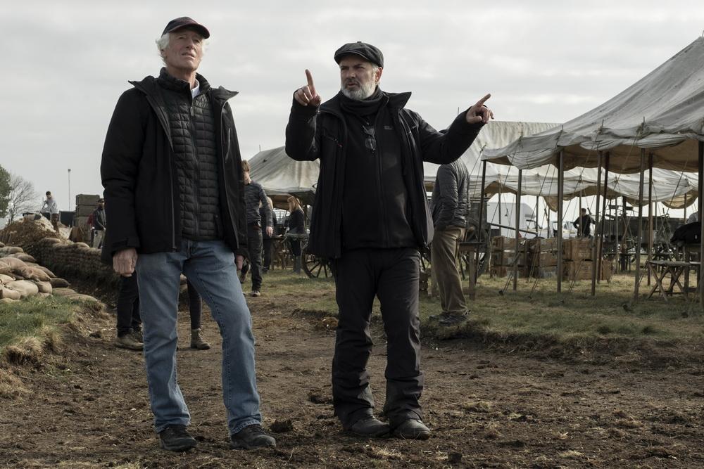 Sam Mendes und Kameramann Roger Deakins