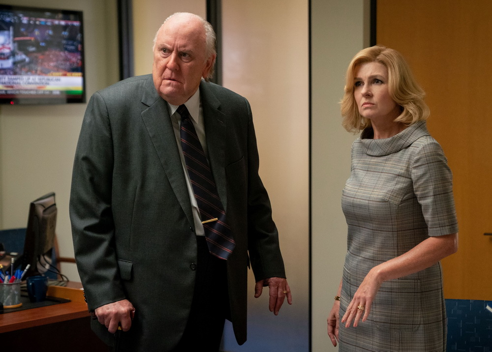 John Lithgow, Connie Britton