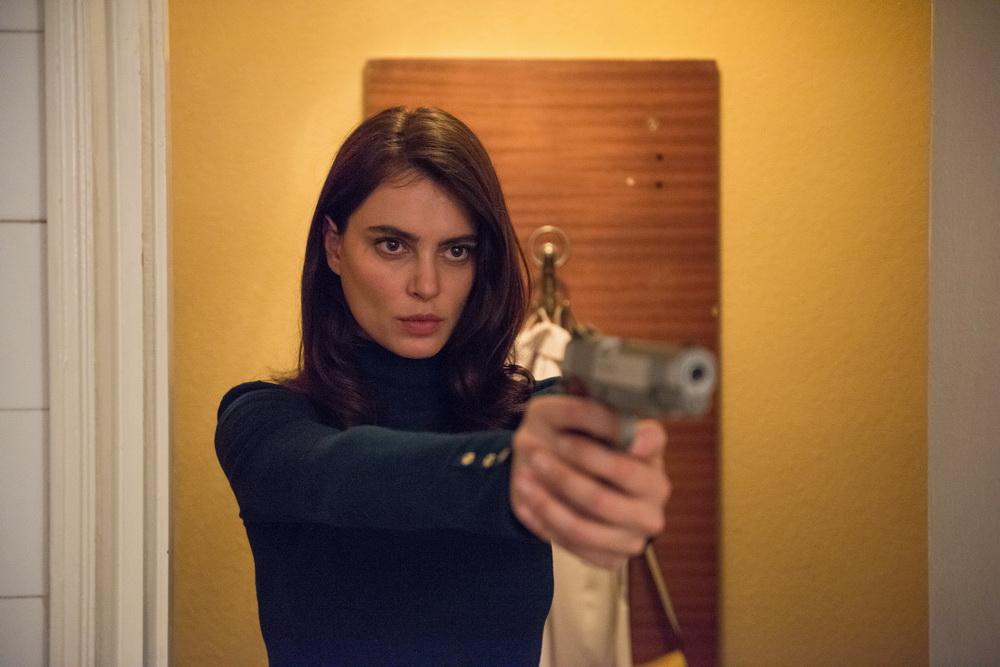 """Catrinel Marlon in """"La Gomera"""" (© Alamode Film)"""
