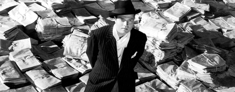 """Orson Welles """"Citizen Kane"""" hat seinen Platz in der Filmgeschichte verdient; Entdeckungen jenseits des Kanons müssen aber auch möglich sein."""