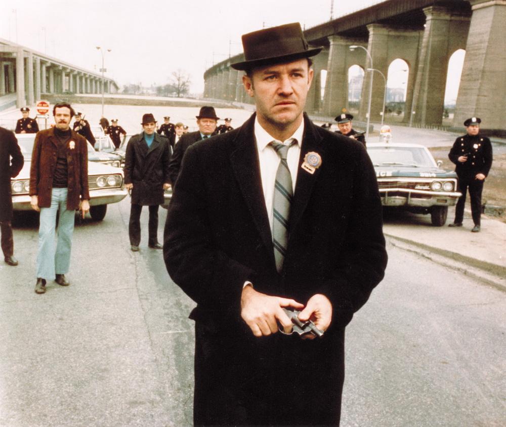 """Die wahrscheinlich bekannteste Starrolle von Gene Hackman: Jimmy """"Popeye"""" Doyle in """"Brennpunkt Brooklyn"""""""