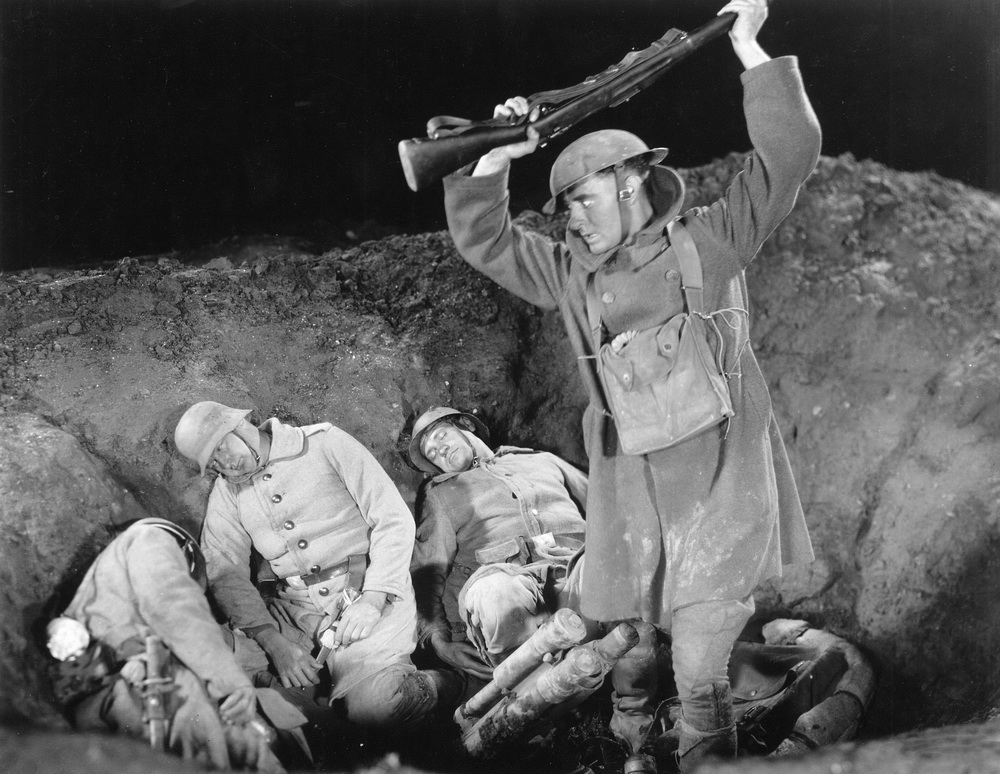 """""""Die große Parade"""" © Sammlung Cinémathèque suisse/1925 Turner Entertainment"""