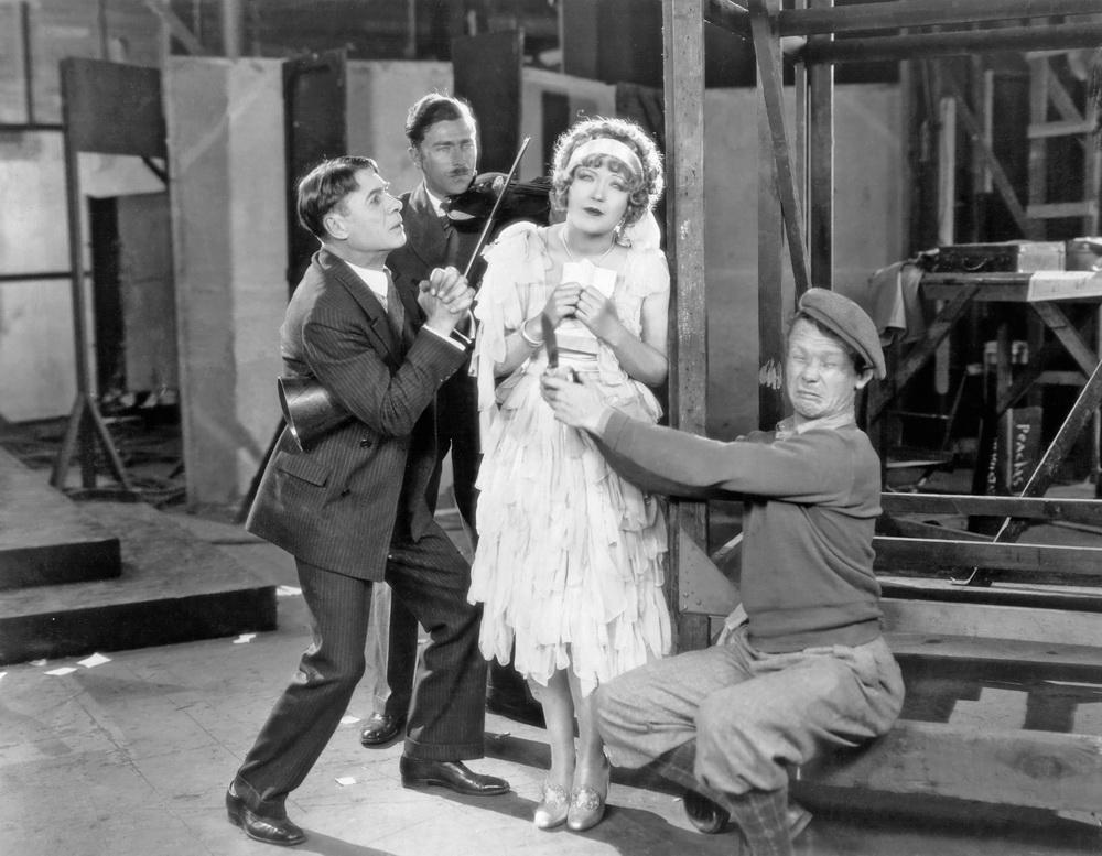 """Show People"" © Deutsche Kinemathek/1928 Turner Entertainment Co."