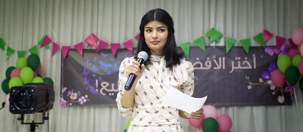 """Eine Wegbereiterin: Mila Al Zahrani in """"Die perfekte Kandidatin"""""""
