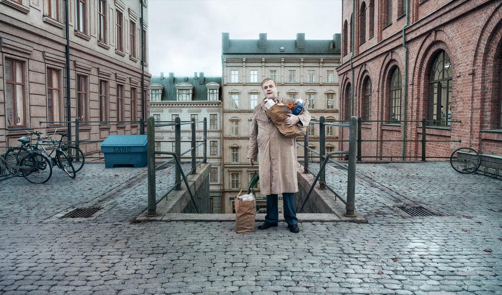 """Tragikomischer Existenzialismus: Roy Anderssons """"Über die Unendlichkeit"""" (© NEUE VISIONEN)"""