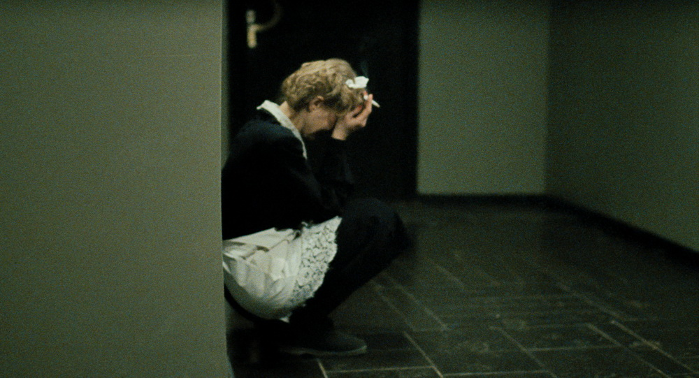 "Natasha Berezhnaya in ""DAU.Natasha"" (© Phenomen Film)"