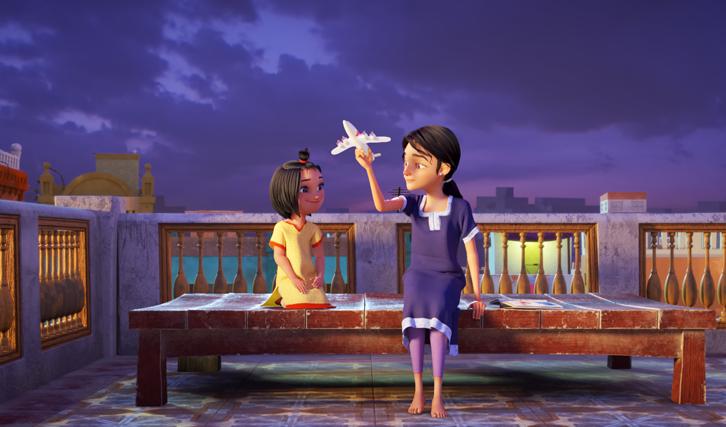 """""""Sitara: Lass Mädchen ihren Traum erfüllen"""" (© Netflix)"""