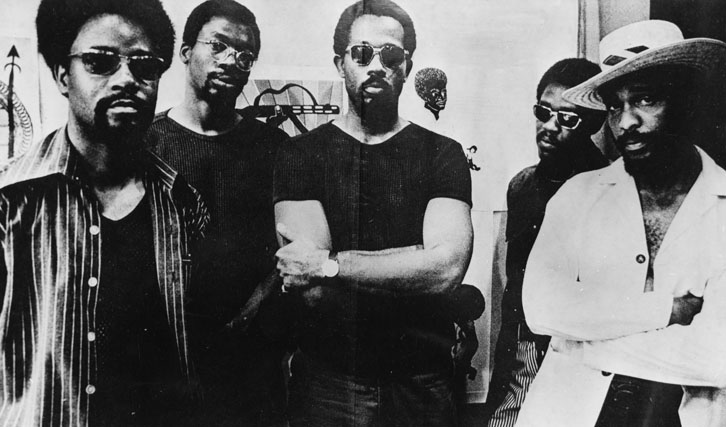 "Teil des Jubiläumsprogramms: ""Eldridge Cleaver, Black Panther"" © Still from Ruben/Benston Film Collection Walker Art Center"