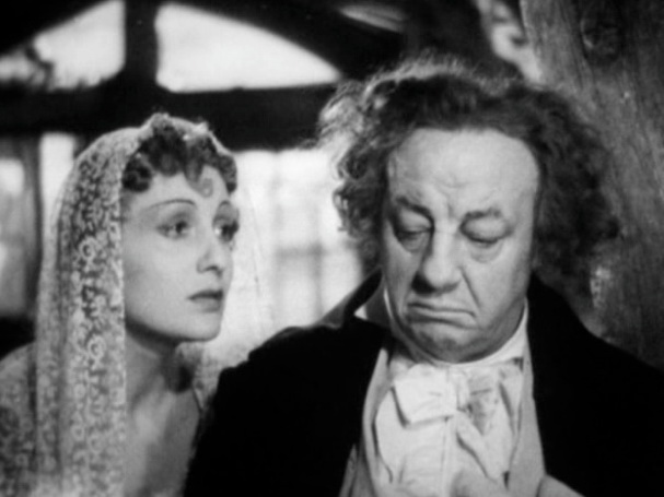 """Abel Gance inszenierte das Leben des Komponisten bereits 1936 in """"Beethovens große Liebe"""" als Melodram. © René Château"""