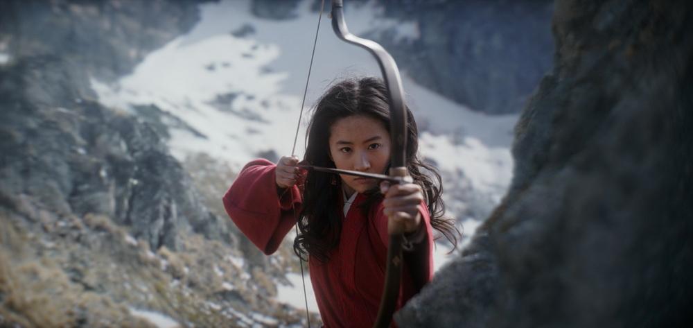 """Für den Juli als Blockbuster terminiert: """"Mulan"""" © Walt Disney"""