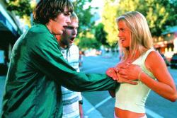 Ashton Kutcher, Sean William Scott, Kristy Swanson