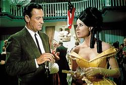 William Holden, Janice Rule