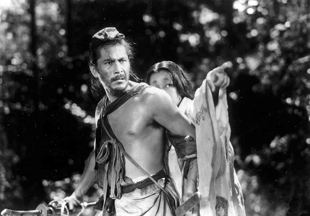 """""""Rashomon"""" (1950) macht neben Regisseur Kurosawa auch Mifune weltberühmt. © KSM"""