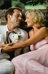 Joely Richardson, Hugh Laurie