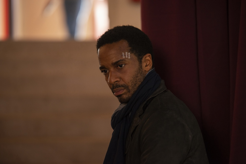 """Andre Holland in """"The Eddy"""" (© Netflix)"""