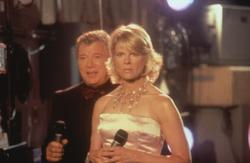 William Shatner, Candice Bergen