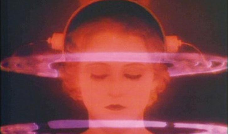 """Moroders Schnittfassung von """"Metropolis"""" als überlanger Video-Clip © Metropol"""