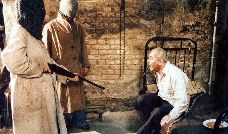"""Otto Mellies in """"Raus aus der Haut"""" (1997)"""