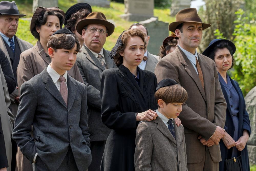 Die Serie zeichnet auch das liebevolle Porträt einer Familie.