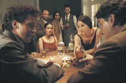 Salma Hayek, Alfred Molina, Ashley Judd, Antonio Banderas