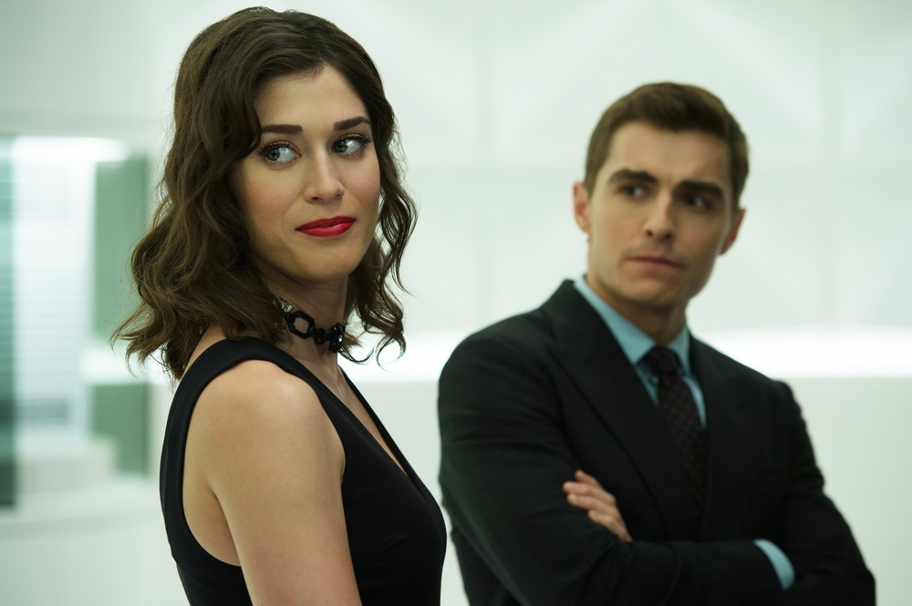 Lizzy Caplan, Dave Franco