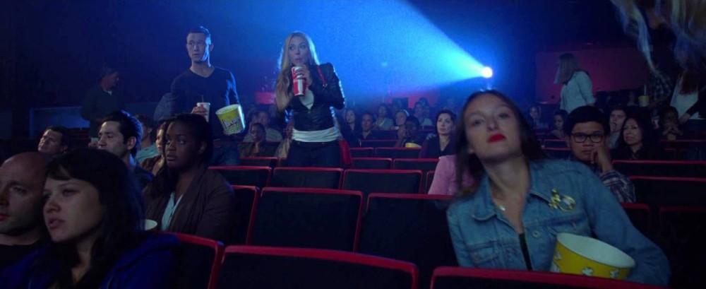 Abstandregeln werden auch in den Kinos befolgt werden müssen © Ascot Elite