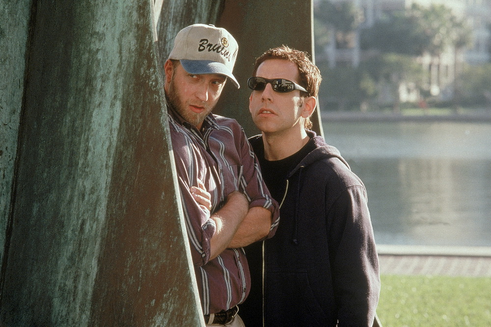 Chris Elliott, Ben Stiller