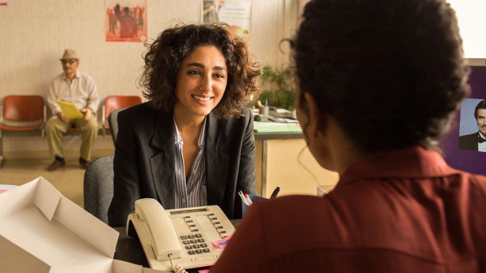 Muss erst die gesellschaftlichen Regeln lernen: Golshifteh Farahani als Selma (© Prokino)(