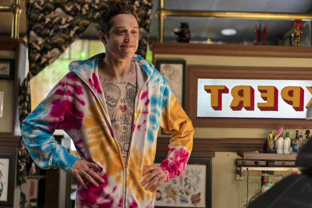 "Pete Davidson als ""The King of Staten Island"" (© Universal Pictures International Germany GmbH)"