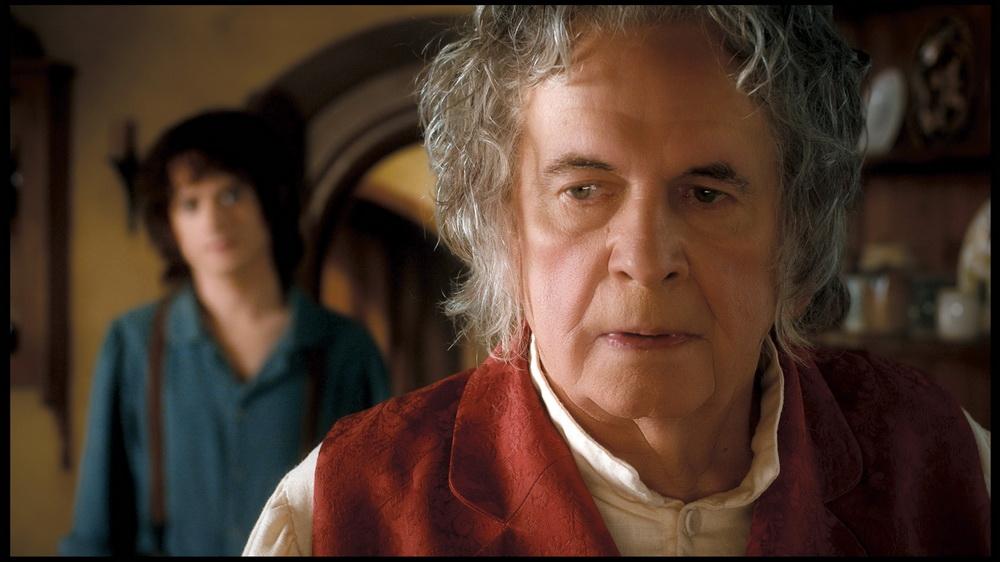 """Populärer Höhepunkt: die Rolle des Bilbo Beutlin, hier in """"Der Hobbit"""" (imago images)"""