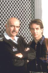 Sean Connery, Mark Harmon