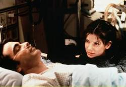 Sandra Bullock, Peter Gallagher