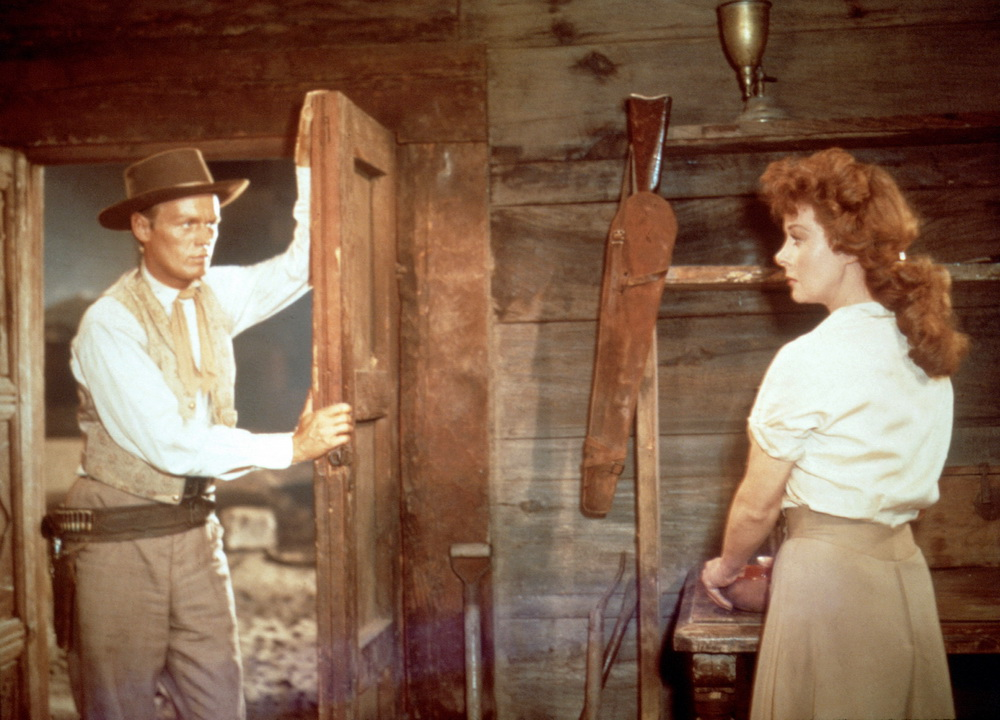 Richard Widmark, Susan Hayward