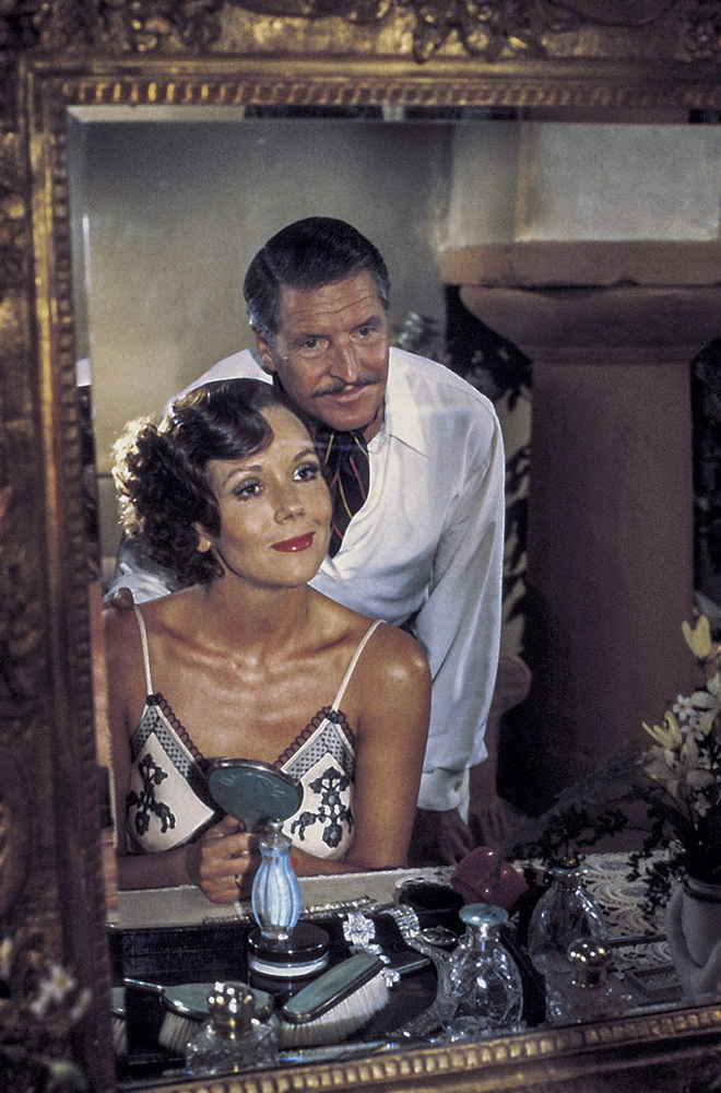 Diana Rigg, Denis Quilley