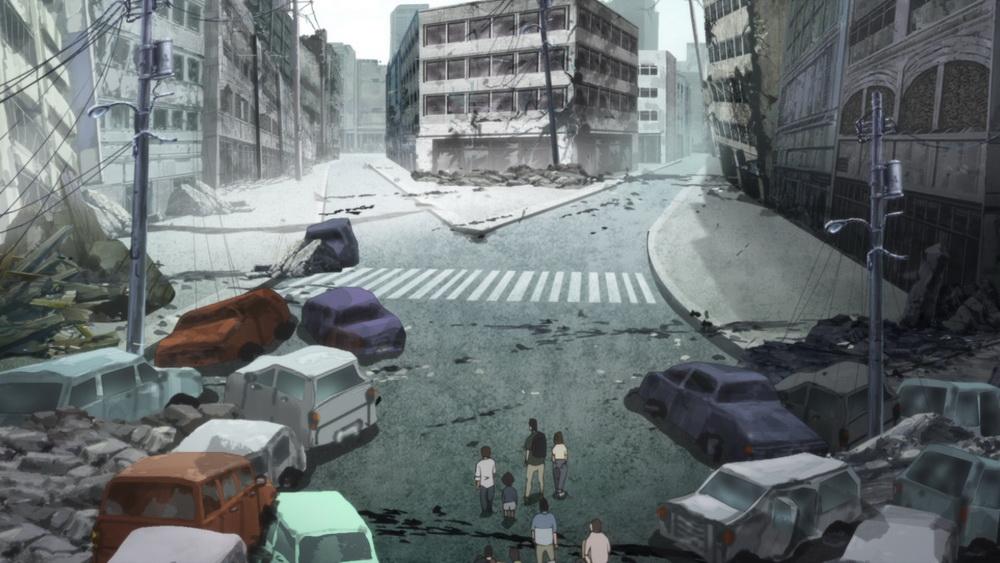 """""""Japan sinkt: 2020"""""""