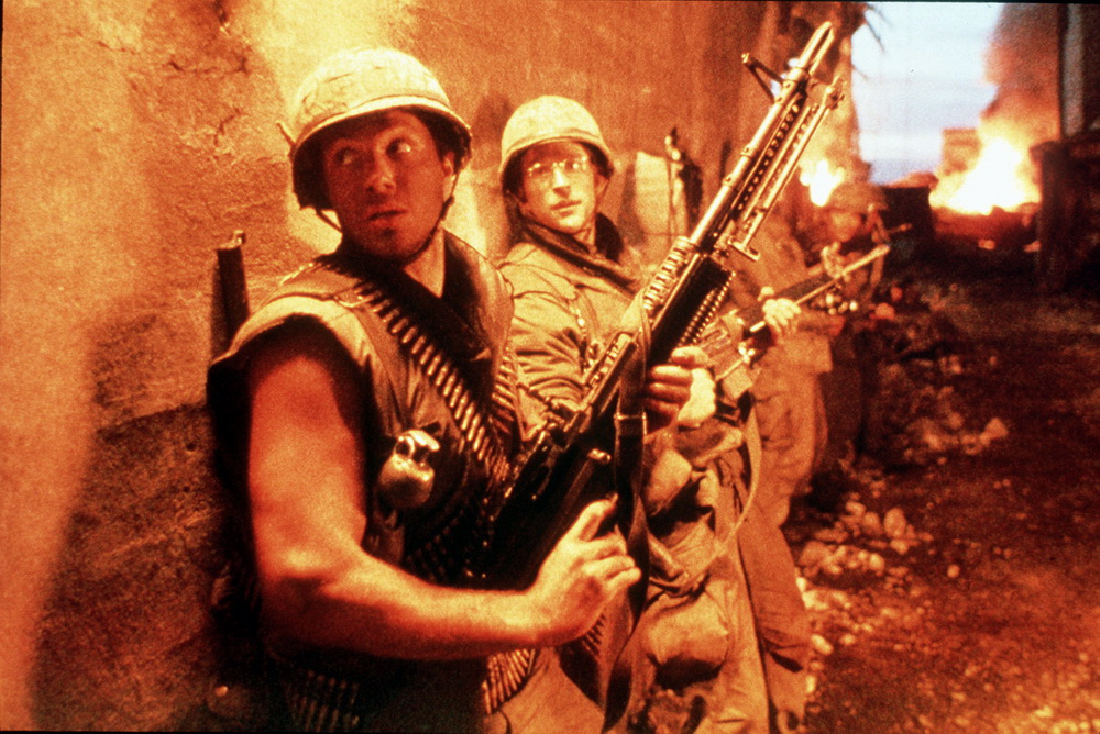 Adam Baldwin, Matthew Modine