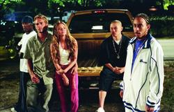 Paul Walker,  Tyrese, Devon Aoki