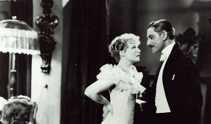 """Maskerade"" (1934) mit Paula Wessely"